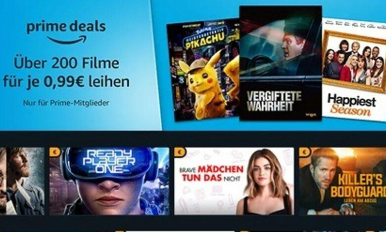 Oferta de Pascua: alquila más de 200 películas por solo 99 centavos cada una con Amazon Prime