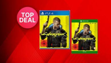 Oferta superior de MediaMarkt: Cyberpunk 2077 para PS4 y Xbox al mejor precio actual
