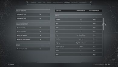 Outriders: controles y combinaciones de teclas