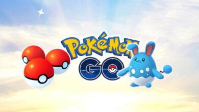 Pokémon GO: atrapas a Azumarill para el desafío de coleccionista