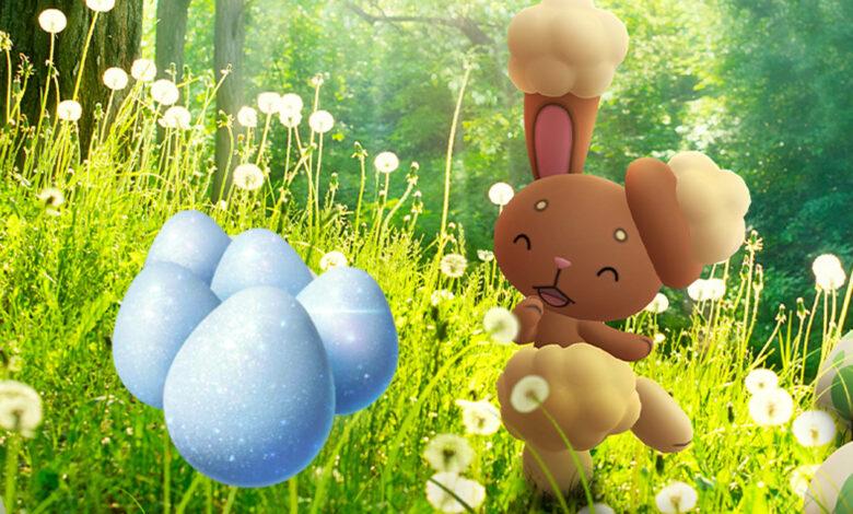 Pokémon GO comienza el evento de primavera de mañana con bonificaciones de flores y huevos