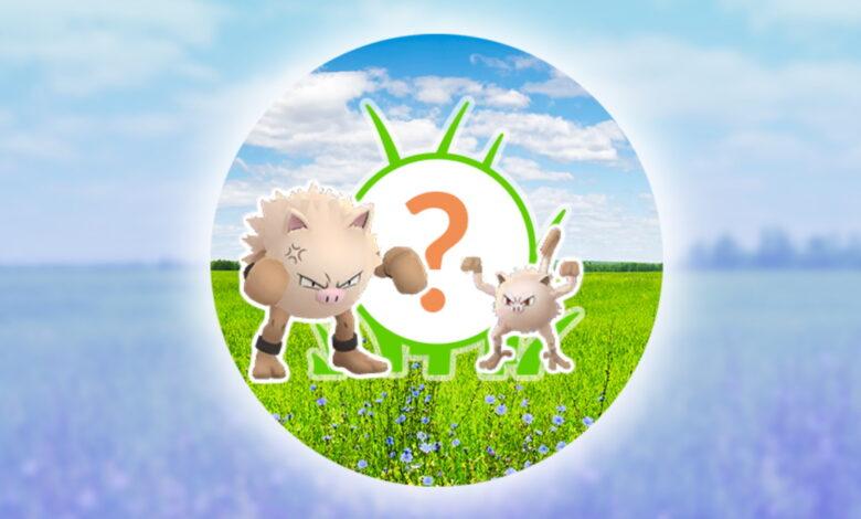 Pokémon GO: lección destacada de hoy con Menki y un fuerte bono de dulces