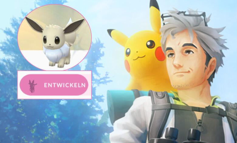 Pokémon GO: los jugadores descubren un truco de nombres para Feelinara incluso antes de su lanzamiento