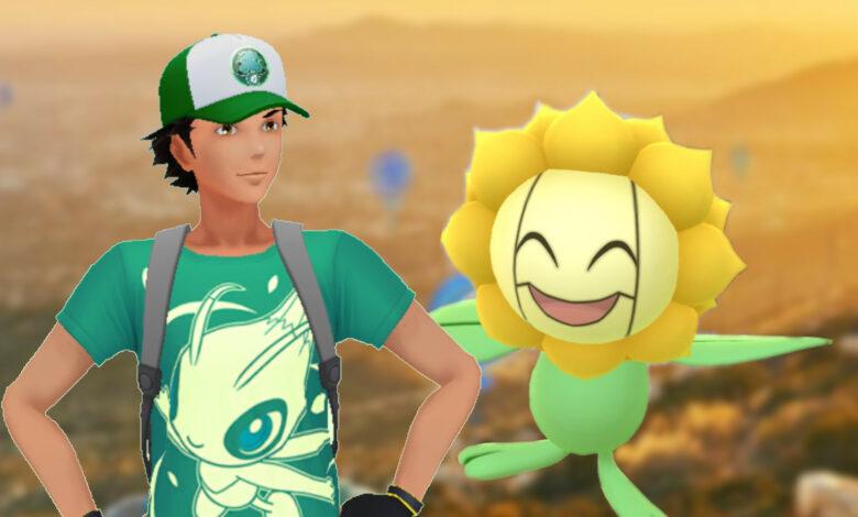 Pokémon GO otorga recompensas por combatir el cambio climático