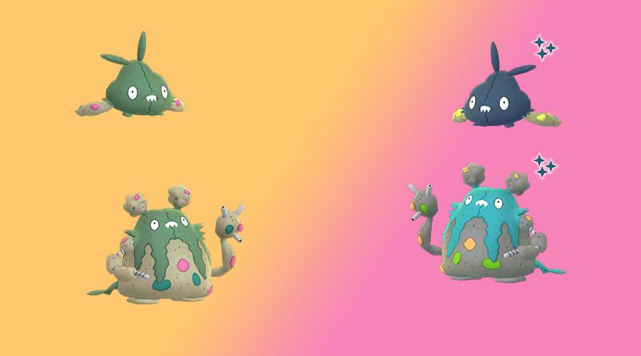 Pokémon GO brillante unratütox