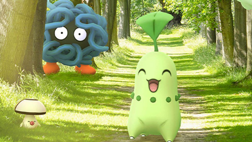 Título de Endivia del Día de la Amistad de Pokémon GO