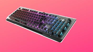 Por qué Roccats Vulcan 121 es el mejor teclado para juegos y oficina para mí