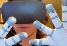 Puedes construir ingeniosos guantes de realidad virtual tú mismo y cuesta solo 19 €