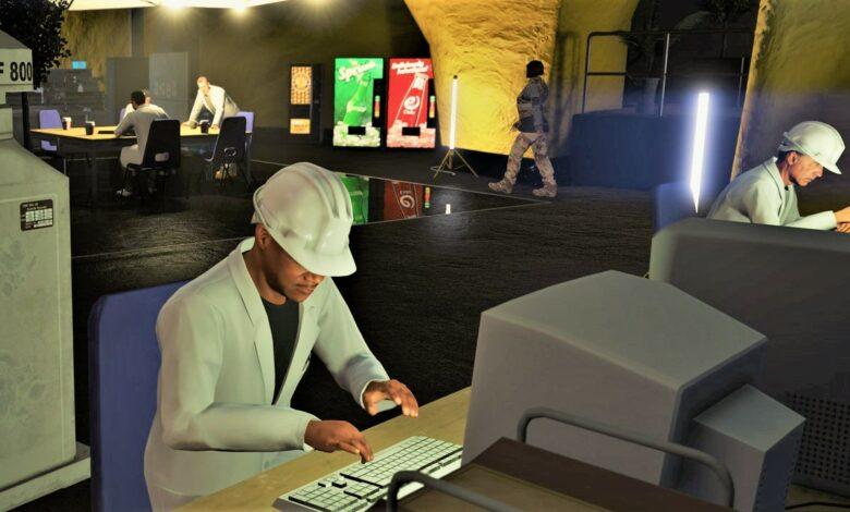 Puedes ganar mucho dinero con búnkeres en GTA Online esta semana