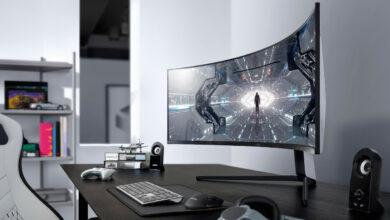 Samsung presenta nuevo monitor de gama alta: ¿qué obtienes por 1.900 euros?