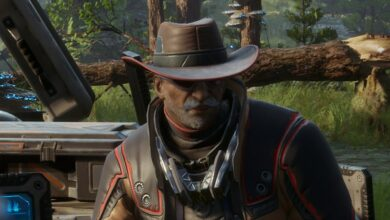 Si juegas cuerpo a cuerpo en Outriders, deberías conseguir el sombrero de Tanner.