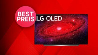Televisor LG OLED 4K con HDMI 2.1 solo por 24 horas al mejor precio en MediaMarkt