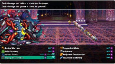 Type crea el juego sobre una incursión MMORPG megaestresante, tiene éxito, lo saca del mercado