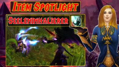 WoW: Item Spotlight - Así de desagradable es el inhalador de almas