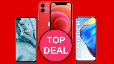 iPhone 12 mini en rojo al mejor precio absoluto y más en MediaMarkt