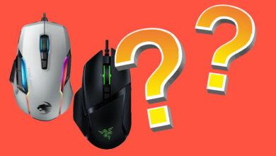 ¿Cuántos ppp necesita un mouse para juegos?