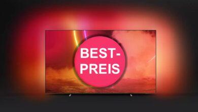Televisor OLED de Philips con Ambilight y las mejores calificaciones al mejor precio en Expert
