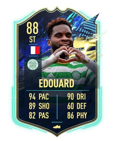 """Edouard """"class ="""" wp-image-673153 """"srcset ="""" http://dlprivateserver.com/wp-content/uploads/2021/05/1619959323_370_FIFA-21-3-jugadores-baratos-de-TOTS-que-aun-son.jpg 387w, https: //images.mein-mmo .de / medien / 2021/04 / FIFA-21-Edouard-242x300.jpg 242w, https://images.mein-mmo.de/medien/2021/04/FIFA-21-Edouard-121x150.jpg 121w """"tamaños = """"(max-width: 387px) 100vw, 387px""""> Valores fuertes en todas las áreas ofensivas      <p>Y los valores también son dignos de una tarjeta TOTS fuerte. Un ritmo de 94, regate en los 90 y valores de tiros en los 80, incluido un final de 95. El delantero lo tiene todo en la ofensiva y también tiene dos veces cuatro estrellas. En términos de físico, convence con 91 de resistencia y 90 de fuerza.</p> <p>En resumen: como delantero puedes usar a Edouard sin dudarlo, en términos de valores, al menos puede mantenerse al día con tarjetas significativamente más caras. Edouard cuesta actualmente alrededor de 42.500 monedas.</p> <p>Pronto, el TOTS de la Bundesliga también debería poner en juego nuevas cartas, posiblemente con una oferta u otra. Aquí puedes conocer todo sobre la votación del TOTS de la Bundesliga.</p> <!-- AI CONTENT END 1 -->   </div><!-- .entry-content /-->  <div id="""