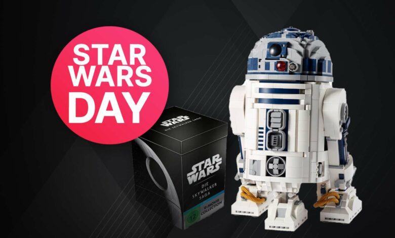 Etiqueta de Star Wars: estas son las mejores ofertas de la galaxia