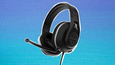 Turtle Beach presenta nuevos auriculares para juegos por menos de 100 euros: está adentro