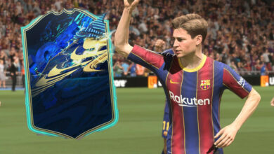 FIFA 21: La Liga TOTS es lo siguiente, a partir de esta noche