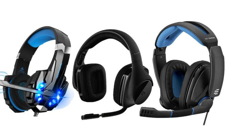 Estos son los mejores auriculares para juegos por menos de 100 euros en 2021