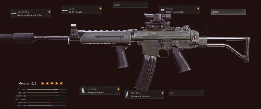 cod warzone krig 6 configuración de equipamientos superiores temporada 3