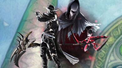 Nuevo trabajo en Final Fantasy XIV Endwalker parece Bloodborne