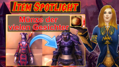 WoW: Item Spotlight - La moneda de muchas caras