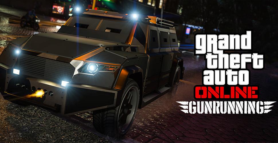 GTA 5 Online Nightshark