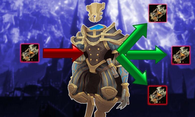 El parche 9.1 de World of Warcraft trae el cambio perfecto para los jugadores de Mythic +