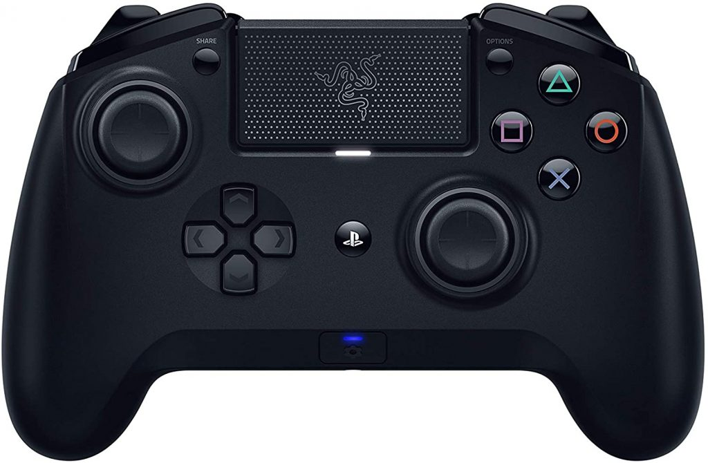 """Controlador Razer PS4 y PC """"class ="""" wp-image-493005 """"width ="""" 445 """"height ="""" 291 """"srcset ="""" https://images.mein-mmo.de/medien/2020/04/Razer-Controller - 1024x670.jpg 1024w, https://images.mein-mmo.de/medien/2020/04/Razer-Controller-300x196.jpg 300w, https://images.mein-mmo.de/medien/2020/04 / Razer-Controller-150x98.jpg 150w, https://images.mein-mmo.de/medien/2020/04/Razer-Controller-768x503.jpg 768w, https://images.mein-mmo.de/medien / 2020/04 / Razer-Controller.jpg 1500w """"tamaños ="""" (ancho máximo: 445px) 100vw, 445px"""