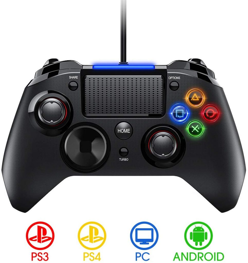 """Pictec-PS4-Controller """"class ="""" wp-image-493008 """"width ="""" 419 """"height ="""" 444 """"srcset ="""" https://images.mein-mmo.de/medien/2020/04/Einstiegsklasse-Controller- 965x1024.jpg 965w, https://images.mein-mmo.de/medien/2020/04/Einstiegsklasse-Controller-283x300.jpg 283w, https://images.mein-mmo.de/medien/2020/04/ Controlador de clase básica-141x150.jpg 141w, https://images.mein-mmo.de/medien/2020/04/Einstiegsklasse-Controller-768x815.jpg 768w, https://images.mein-mmo.de/medien / 2020/04 / controlador de nivel de entrada.jpg 1148w """"tamaños ="""" (ancho máximo: 419px) 100vw, 419px"""