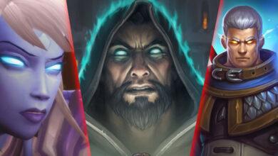 3 personajes de los que no hemos tenido noticias en WoW durante mucho tiempo