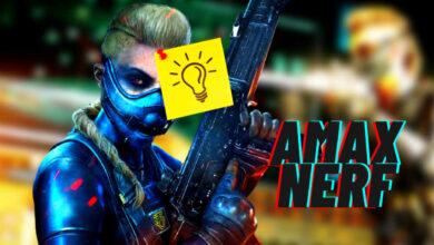 CoD Warzone cambia armas y miras importantes: ¿el AMAX sigue siendo fuerte?