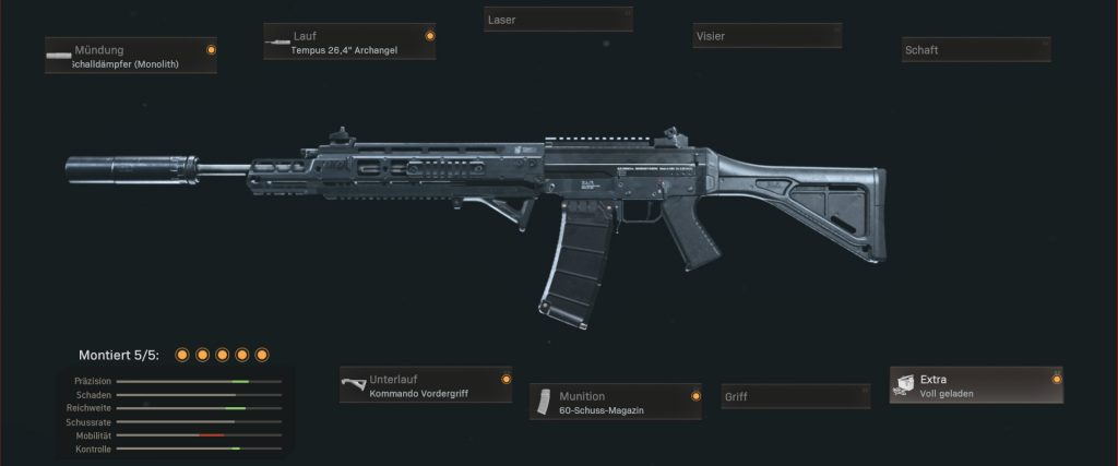 armas de la zona de guerra de bacalao gris 556 configurar las armas más populares 21 de marzo