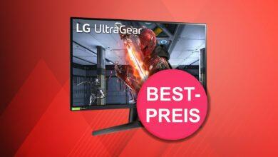 Buen monitor para juegos de LG al nuevo mejor precio en Mindfactory.de