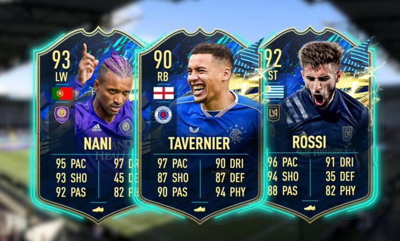 En FIFA 21 ahora hay nuevas tarjetas TOTS para la MLS y el resto del mundo