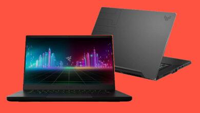 5 laptops para juegos que actualmente puedes conseguir más baratas en Amazon Gaming Week