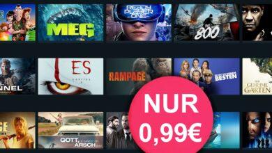 69 películas por 99 centavos cada una en oferta para pedir prestado a Amazon Prime