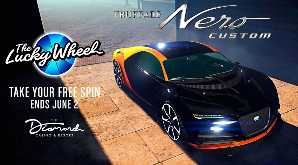 GTA Online Nero personalizado