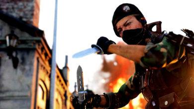 CoD Warzone ahora tiene un cuchillo que necesita munición para cohetes, ¿es tan fuerte?