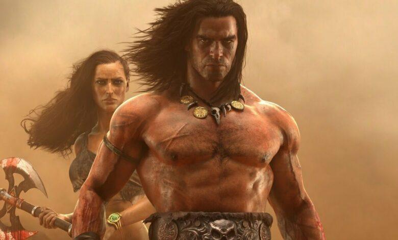Conan Exiles finalmente anuncia la fecha de lanzamiento de la expansión Isle of Siptah