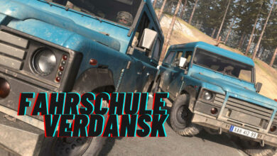 Crazy Chase en CoD Warzone te muestra cómo ganar la batalla coche contra coche