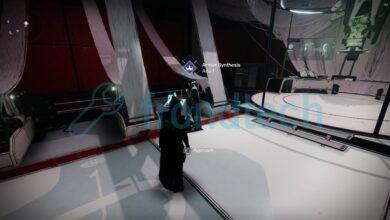 Destiny 2 - Ubicación de Ada-1 - Temporada del empalmador
