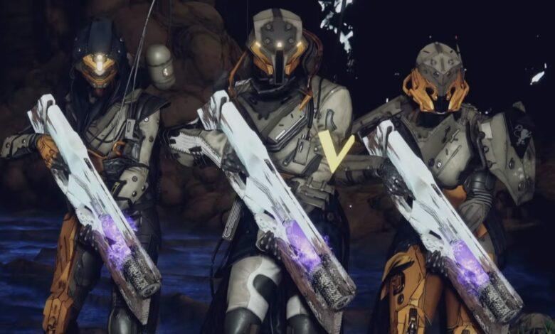 Destiny 2: lo solucionó: el mod roto permite que todos los Guardianes envíen spam a los mini novabomes