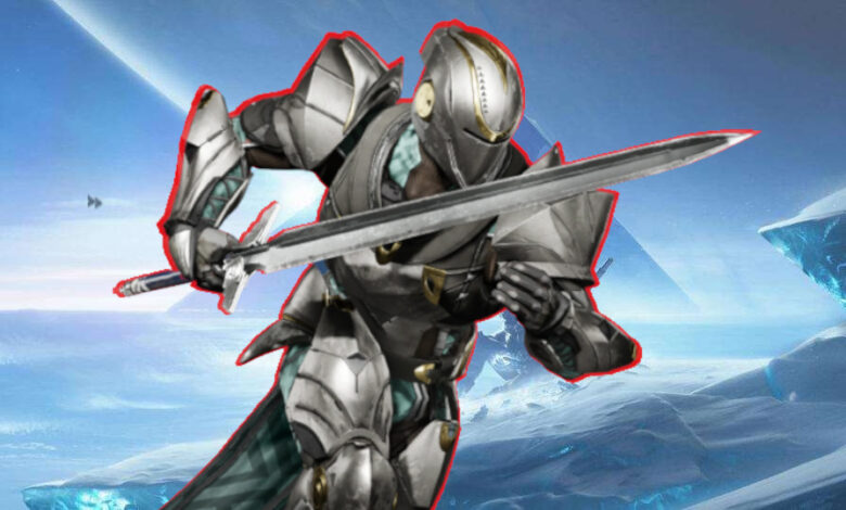 Destiny 2 tiene una nueva espada más fuerte, pero hay 2 trampas