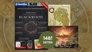 ESO: Obtenga nuestro número especial sobre Blackwood: todo sobre la nueva expansión del MMORPG