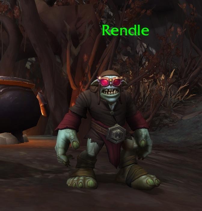 WoW Rendel wowhead