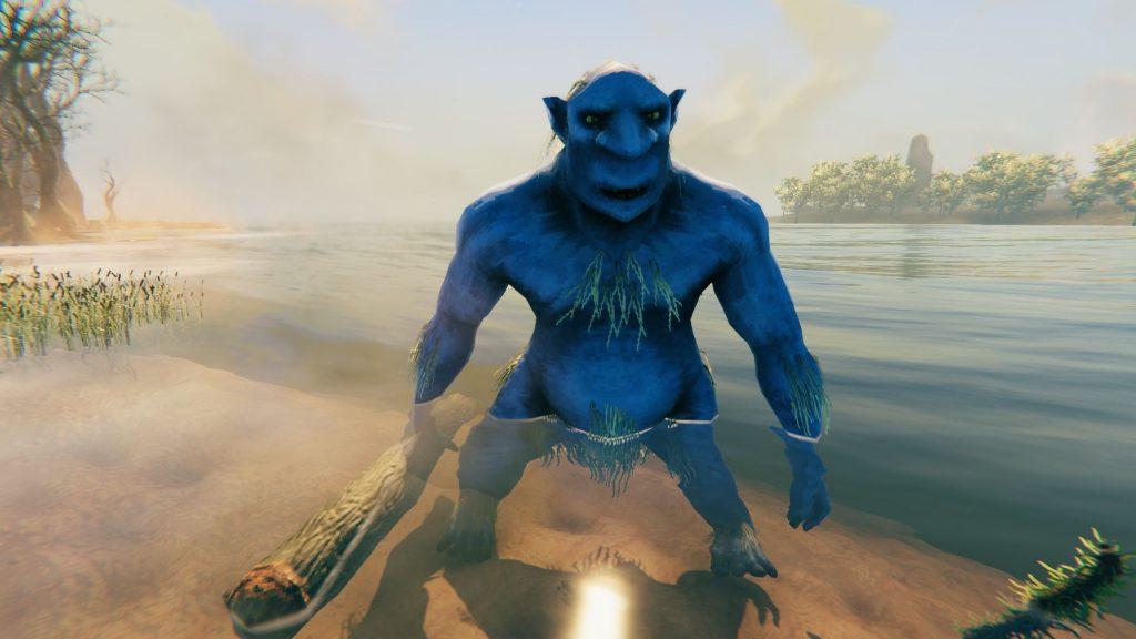 Valheim Troll nuevo